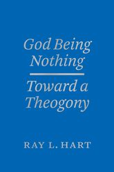 God Being Nothing: Toward a Theogony