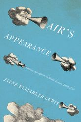Air's AppearanceLiterary Atmosphere in British Fiction, 1660–1794